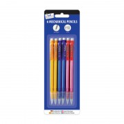 Tallon 1008 Mechanical Pencils 6 Pack - New Wholesale Stationary Stock