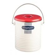 Typhoon Belmont 3 Piece Kitchen Compost Caddy Bin 3 Litre