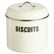 Typhoon Living Biscuit Tin Storage Caddy Canister 3 Litre