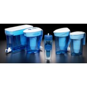 zerowater water filter purifier product range