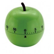 Zodiac 90219AP Kitchen Timer Apple 60 Minute