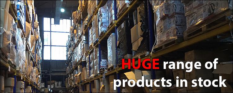 Branded Housewares - huge range of products in stock