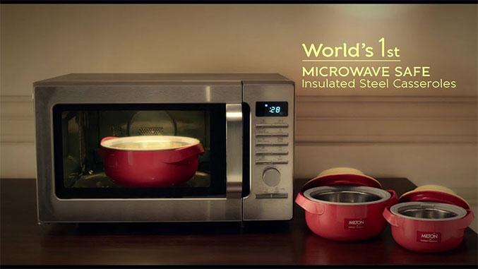 Milton Microwow Microwave Safe Casserole Set - New Wholesale Stock Pallets