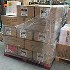 We wholesale pallets of new stock