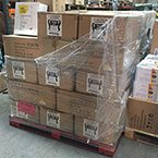 We wholesale pallets of new products