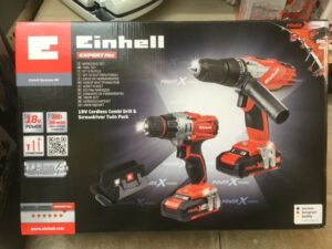 Combi Drill and Driver