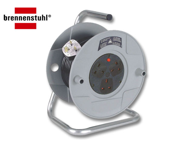 Electric Extension Cable Reel