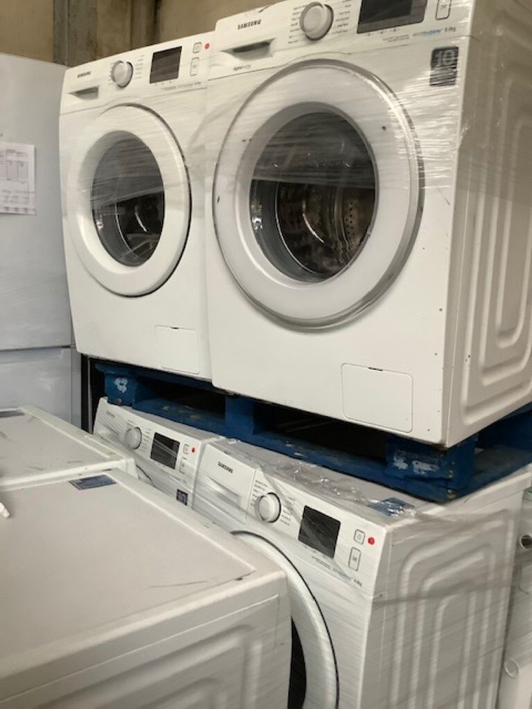 Graded Washing Machines